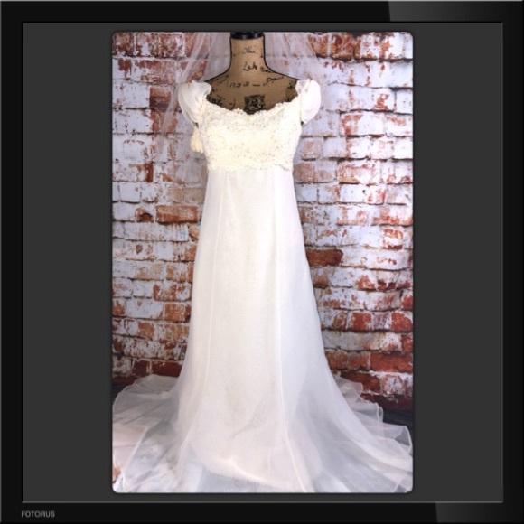 80s Wedding Dress.Vintage 80 S Wedding Dress